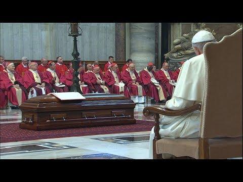 Exéquias do cardeal Tauran