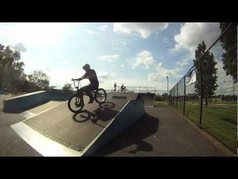 Qtown Skatepark Day Edit