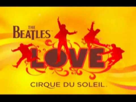 Cirque du Soleil - The Beatles: Love - Mirage Las Vegas