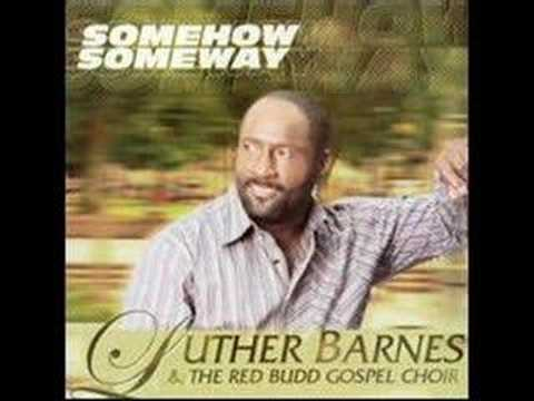 Trouble in My Way - Luther Barnes