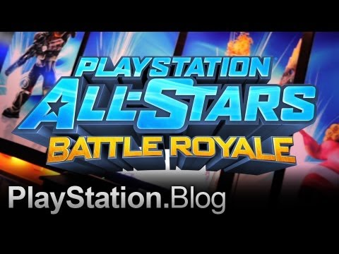 "Image of ""All-Stars Battle Royale"" Playstation game in action -  Offical Promo Video"