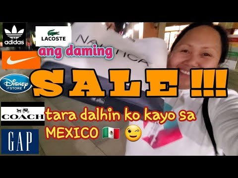 BLACK FRIDAY SALE AFTERMATH | MEXICAN BORDER