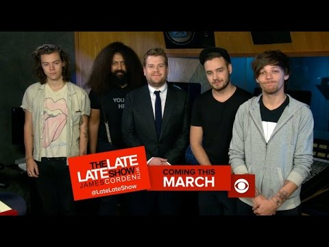 The Late Late Show with James Corden Teaser