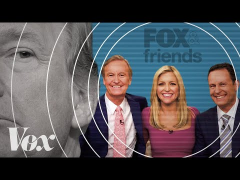 (2018) The Trump- Fox & Friends feedback loop, explained. Trump frequently live tweets while watching Fox and Friends. Very insightful. (6:06)