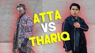 Video ATTA VS THARIQ HALILINTAR SIAPAKAH PEMENANGNYA? MP3, 3GP, MP4, WEBM, AVI, FLV Mei 2019