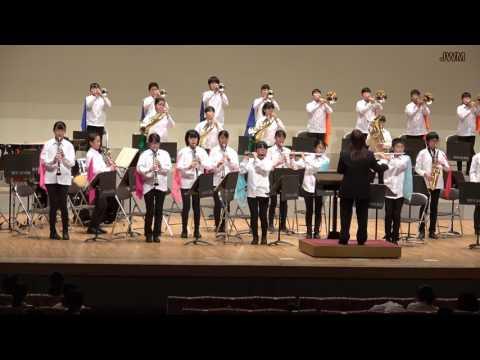 【吹奏楽】ロマネスク〜情熱大陸《第42回東部支部吹奏楽研究発表会/越谷市立平方中学校》