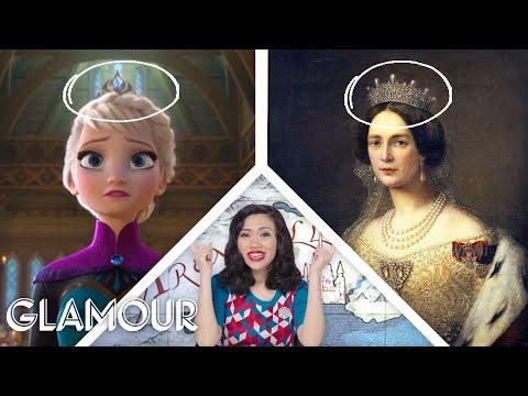 Nữ hoàng băng giá Elsa