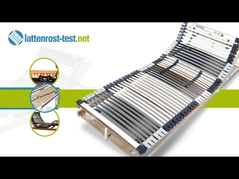 Lattenrost Test