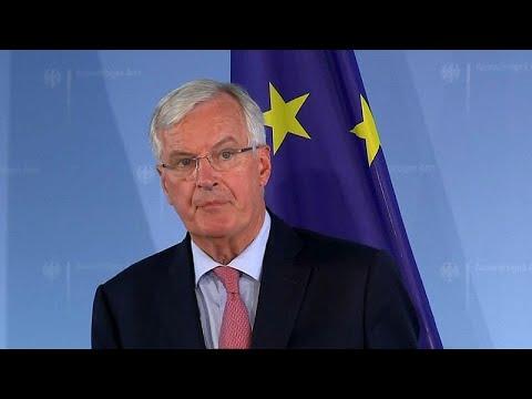 Μπαρνιέ: «Δεν υπάρχει ενιαία αγορά α λα καρτ»