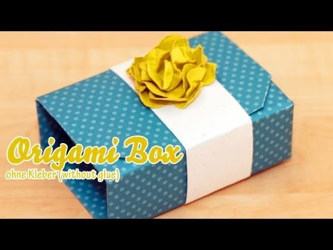 Tutorial - Origami Box in a Box