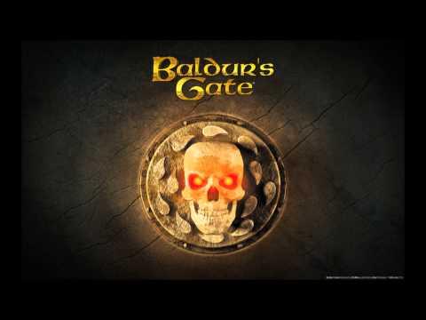 Baldur's Gate OST - Streets of the City