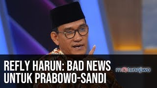 Video Babak Akhir Pilpres - Refly Harun: Bad News untuk Prabowo-Sandi (Part 4) | Mata Najwa MP3, 3GP, MP4, WEBM, AVI, FLV Juli 2019