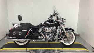 3. 2012 Harley Davidson FLHRC Road King Classic For Sale Brian's HD