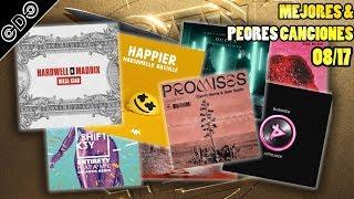Canciones de la Semana: 08/17 (Hardwell, Calvin Harris, Marshmello, David Guetta, Justice, Afrojack)