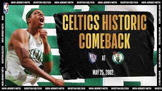 Pierce Leads Celtics In Historic Comeback! | #NBATogetherLive Classic Game by NBA