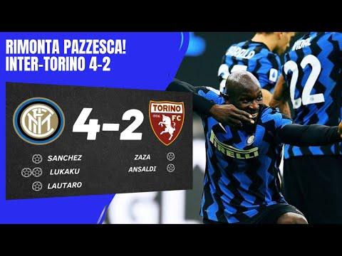 INTER-TORINO 4-2 | SQUADRA DA RIMONTA...E CON CONTE!