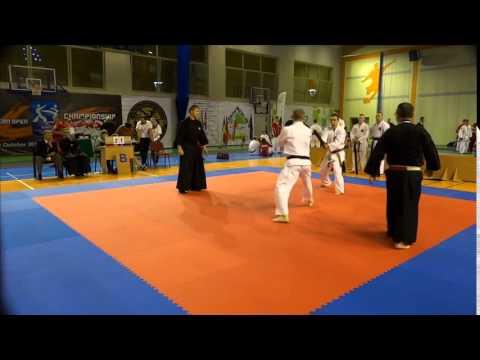 Mistrzostwa Europy IMAF Nowe 2014  Sport Kenjutsu Teams   II miejsce KSM Rondo