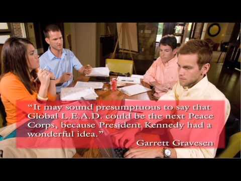Garrett Gravesen - Der 2010 Outstanding Young Alumni Preis