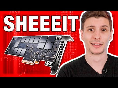 Intel's REVOLUTIONARY New Storage Technology + The Coolest Tech You Missed This Week!
