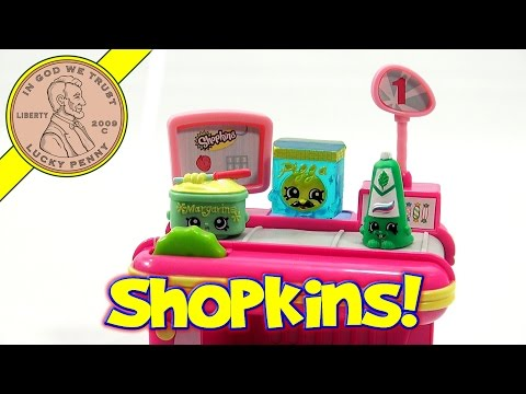 Mart - Shopkins! I get to check out the Shopkins Small Mart! I really liked this set & the bonus Shopkins 12-Pack! Buy Here ▷ http://luckypennyshop.com/shopkins-sup...