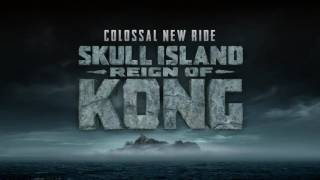 Universal Orlando Skull Island Reign of Kong Commercial 2016