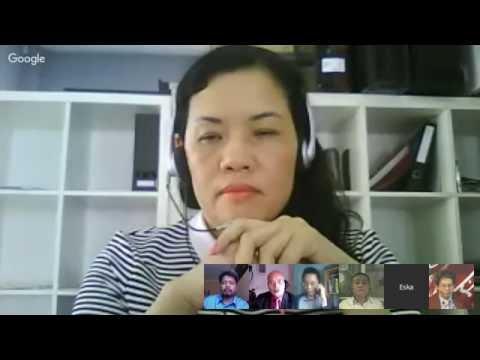 """DN Trần Mạnh Thái tham gia bàn tròn trực tuyến của BBC: Kết quả trưng cầu """"Brexit"""""""