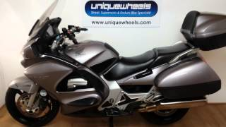 7. Honda ST1300 Pan European ABS 2004