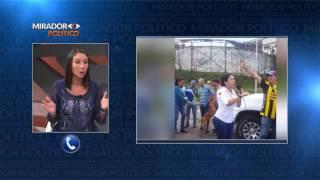 Entrevista a @LaidyGomezf - Mirador Político 26-07-2017 Seg. 02