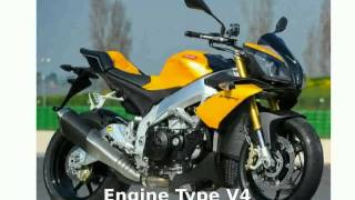 8. 2013 Aprilia Tuono V4 R APRC Walkaround & Specification
