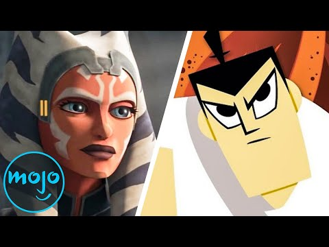 Top 10 Most Rewatched Animated Series Finales