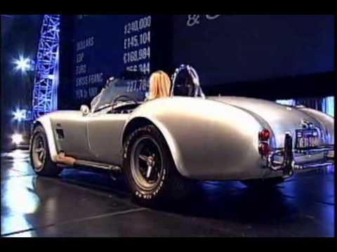 august 17 1966 - 1966 Shelby 427 Cobra at Pebble Beach Auction by Gooding & Company, 16 August 2009.