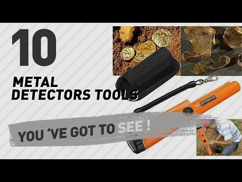 Metal Detectors Tools // New & Popular 2017