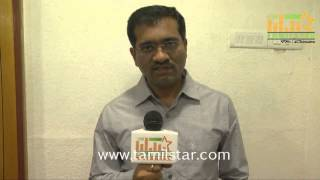 Raja Senthilkumar at Kappal Movie Press Meet