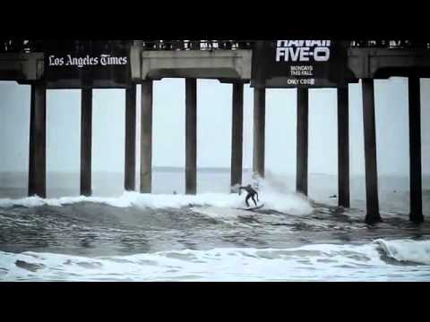 Mick Fanning On The US Open Of Surfing