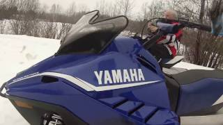 8. 2018 Yamaha Sno Scoot - 5 Lap Race