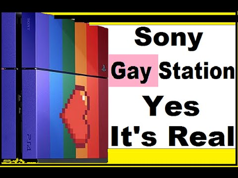 "edition - YES ITS REAL! PS4 GayStation Edition. GameStop to roll out a credit card with a really high interest rate.Xbox Live Games with Gold for August 2014. PS4 ""GayStation Edition"" Up for Auction..."