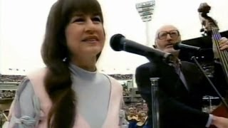 The Seekers - I Am Australian, Georgy Girl, Waltzing Matilda, (Live, 1994, + Aus National Anthem!)