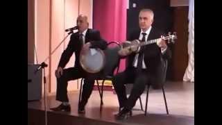 Имамверди Ағајев -- Толышә муғам (The Talysh Mugham/ مقام تالشی/ Талышский мугам)