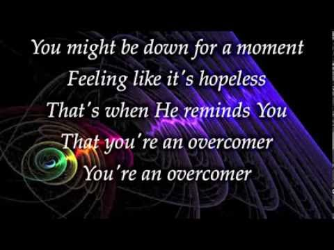 Overcomer by Mandisa  with Lyrics