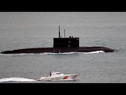 Πλέει προς την Μεσόγειο το ρωσικό υποβρύχιο Κρασνοντάρ…