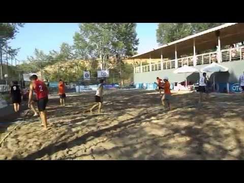 ACROPOLIS - BEACH BOYS 2-0 (VIDEO)