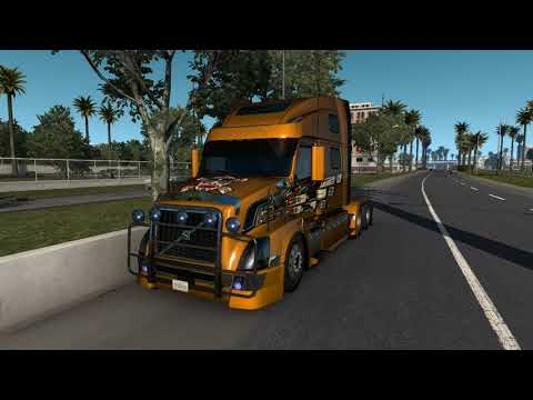 Volvo VNL Reworks v24.01.21 1.39