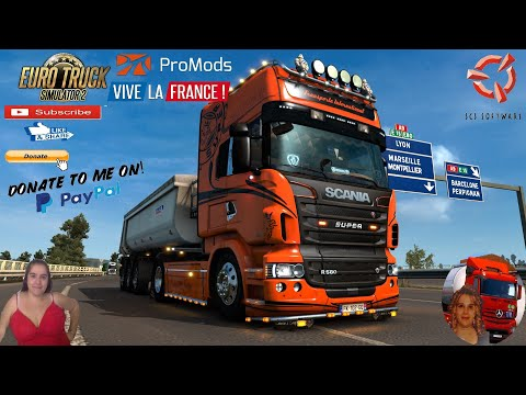 RJL Scania R, Streamline & T port for ATS 1.39