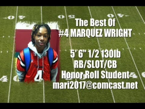 The Best of Marquez Wright