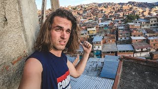 Entramos en PETARE, el barrio más peligroso de VENEZUELA