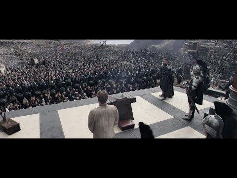 Movie | King Arthur - Legend of the Sword (2017) | Execution Scene