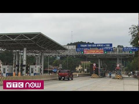 Thu phí quốc lộ 1 qua Lạng Sơn từ 1/6 | VTC1 - Thời lượng: 49 giây.