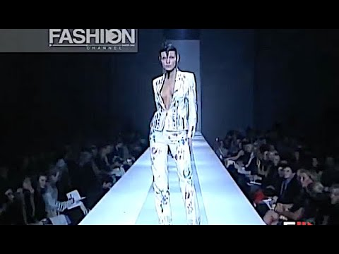 ANTONIO BERARDI Spring 1999 Paris - Fashion Channel видео