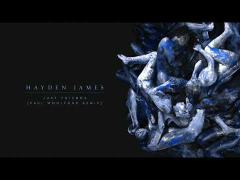 Hayden James – Just Friends ft. Boy Matthews (Woolford Remix) (Official Visualizer)