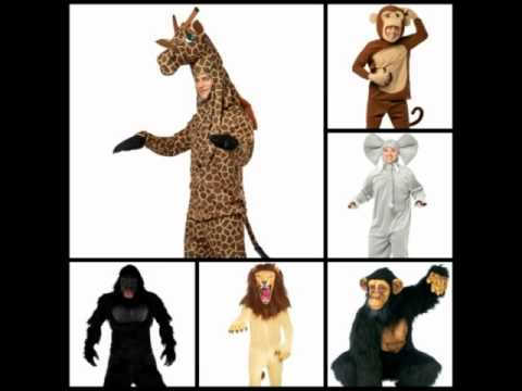 Scary Costumes Funny Costumes and Celebrity Halloween Costumes Part 1